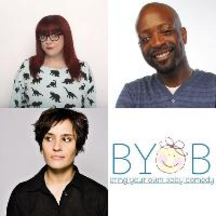 Bring Your Own Baby Comedy at Brighton Komedia