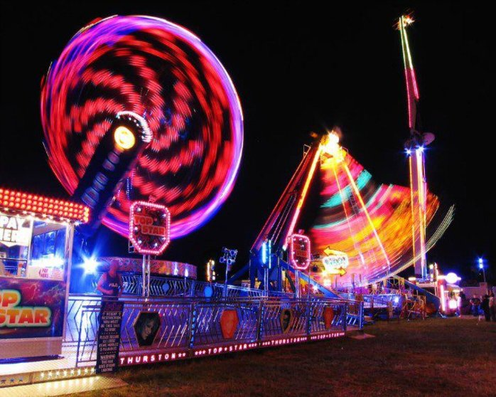 Family Fun Fair and Fireworks Display