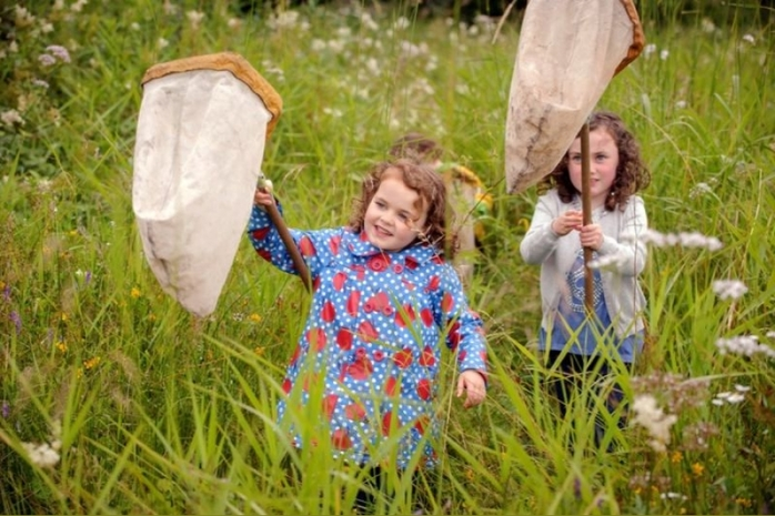 Little Wild Things - Preschool Nature Group